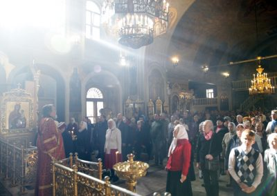 Престольный праздник в нашем храме. Фотоотчет.
