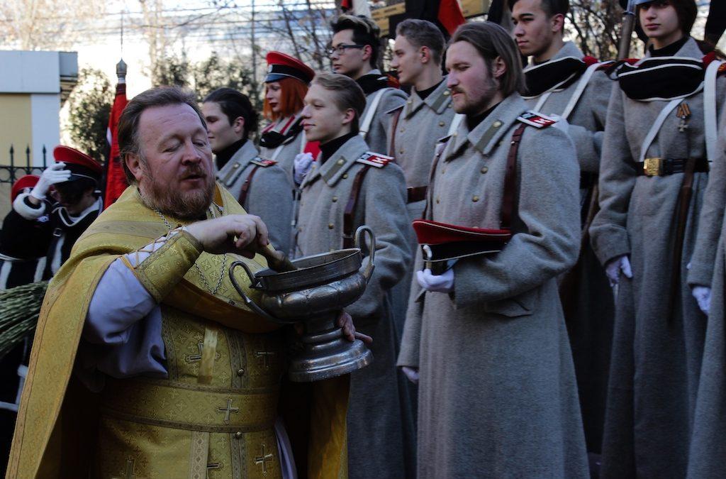 Состоялась акция памяти Первой мировой войны