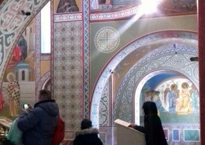 Прихожане храма совершили паломническую поездку