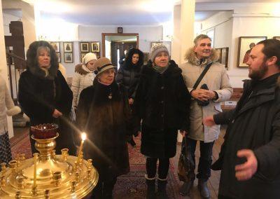 Выездное совещание методического кабинета ОРКСЭ и ОДНКНР