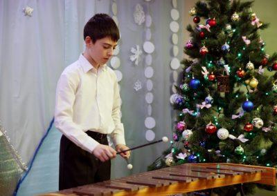 Рождественский праздник в ЦСПСиД