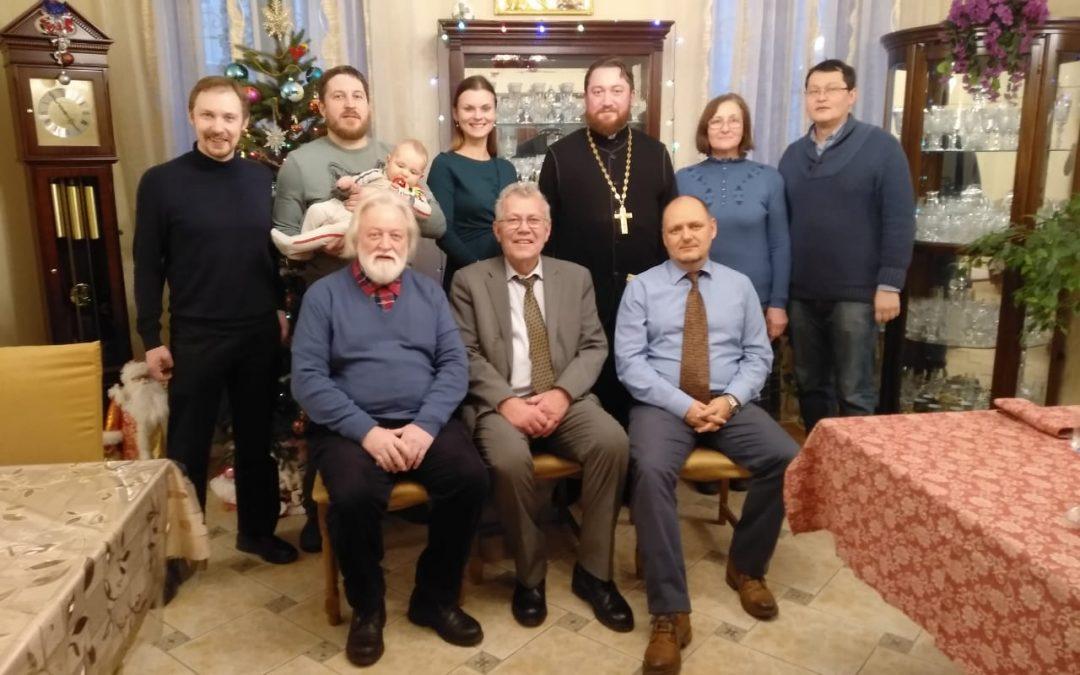 Храм посетила делегация Семейных клубов трезвости