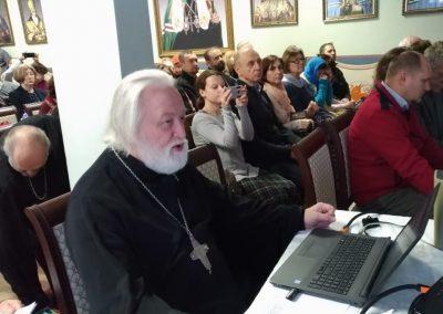 III Съезд семейных клубов трезвости состоялся в Донском монастыре в рамках Рождественских чтений