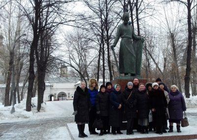 Состоялось паломничество в московские храмы