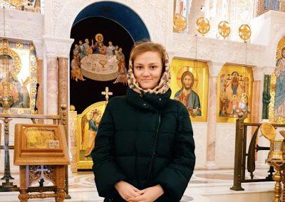 Молодежь храма совершила паломническую поездку