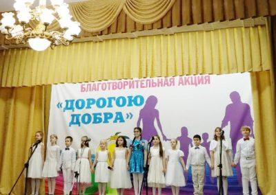 Клирик нашего храма принял участие в мероприятии, посвященном Международному дню онкобольного ребенка и Всемирному дню православной молодежи
