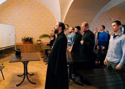Молодежь храма совершила паломническую поездку в Оптину Пустынь