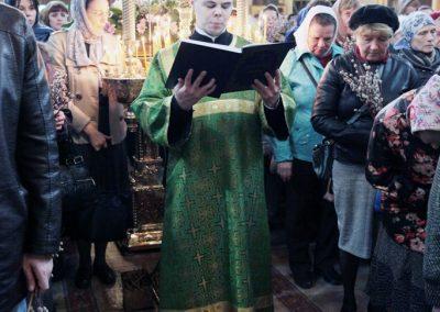 Вход Господень в Иерусалим. Всенощное бдение