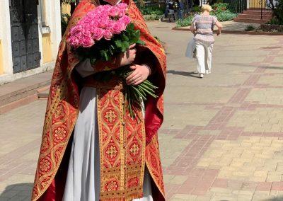 С Праздником святых жен мироносиц!