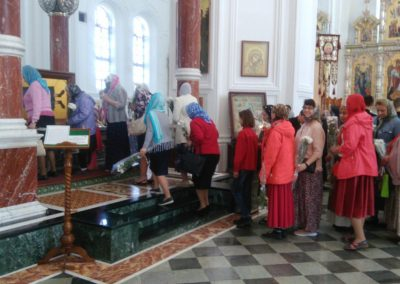 Состоялась паломническая поездка в Екатеринбургскую митрополию