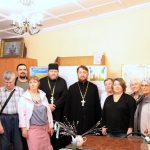 О христианском понимании семьи и трезвого образа жизни беседовали в Викариатской школе на Соколе