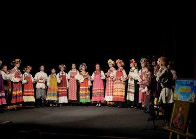 Пасхальный  благотворительный концерт в театре Русской Драмы