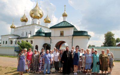 Состоялась паломническая поездка в Углич