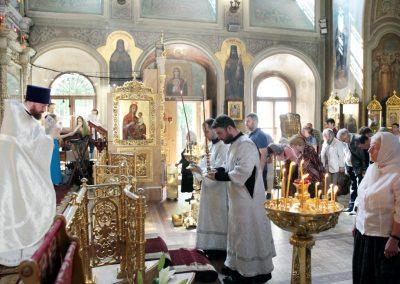 Праздник Вознесения Господня. Фотогалерея
