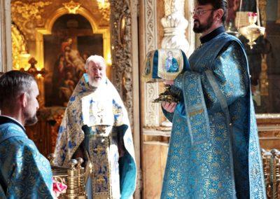 Праздник Успения Пресвятой Богородицы. Фотогалерея