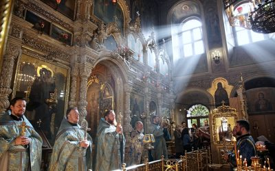 Праздник Рождества Пресвятой Богородицы (фотогалерея)