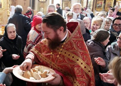 Праздник Воздвижения Креста Господня. Фотогалерея