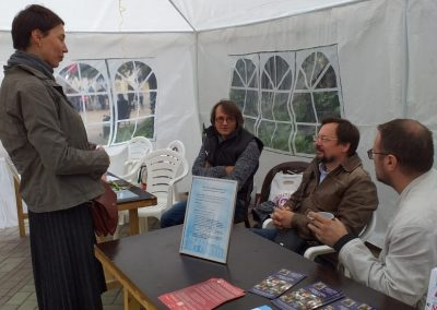 В храме Всех Святых во Всехсвятском на Соколе состоялась II Восторговская благотворительная трезвенная ярмарка