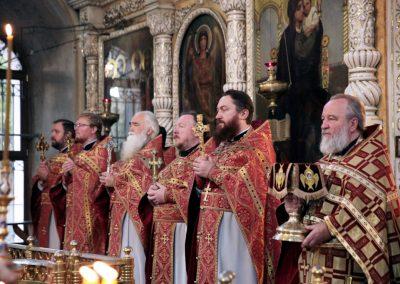 Литургия в день памяти свв. мцц. Веры, Надежды,Любови и Софии. Фото