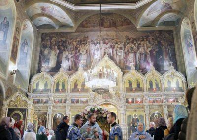 Праздник Покрова Божией Матери. Фотогалерея.