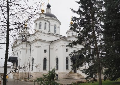 Состоялось паломничество в Николо-Берлюковский монастырь
