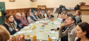 Волонтеров – ведущих семейных клубов трезвости готовят на приходе храма Всех Святых во Всехсвятском на Соколе