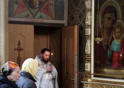 Навечерие Богоявления. Крещенский сочельник