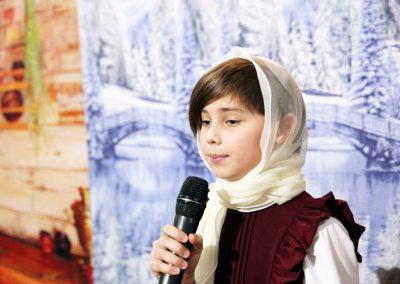 Рождественский праздник воскресной школы