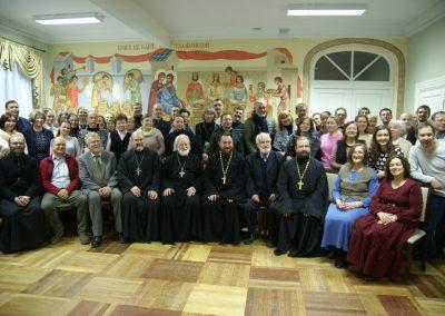 Представители 5 стран соберутся на ежегодном IV Съезде семейных клубов трезвости в Московской духовной академии