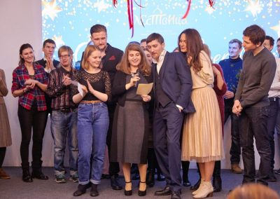 """""""Лествичный"""" рождественский праздник"""