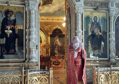 Антипасха. Неделя апостола Фомы.