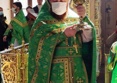 Вход Господень в Иерусалим. Фото и видео отчет