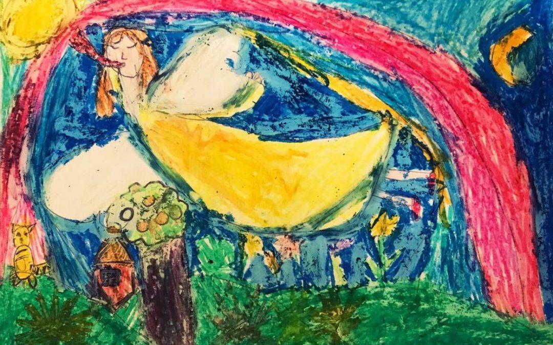 Пасхальный фестиваль воскресной школы. Начальная и основная ступени