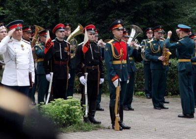 День памяти российских воинов, погибших в Первой мировой войне