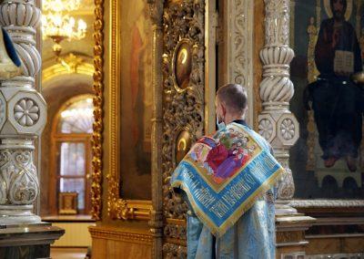 Праздник Успения Пресвятой Богородицы. Фотогалерея.