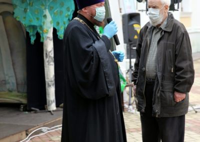 В храме Всех Святых на Соколе состоялась III Восторговская ярмарка православных трезвенных организаций