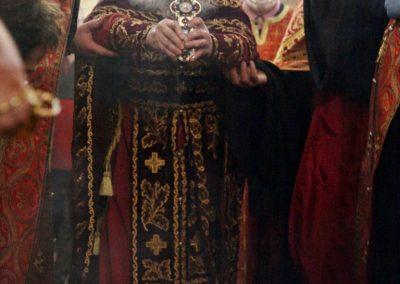 Праздник Воздвижения Креста Господня. Фото