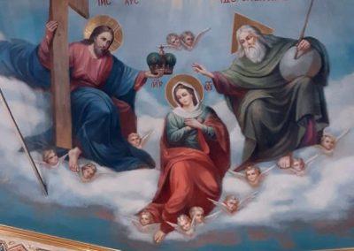 Чин Погребения Божией Матери. (фото)