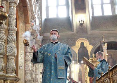 Праздник Покрова Пресвятой Богородицы. Фото