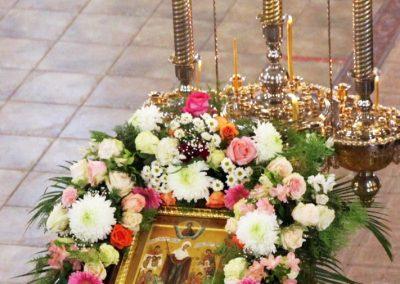 """Праздник в день памяти иконы Божией Матери """"Всех скорбящих Радость"""" (фото)"""