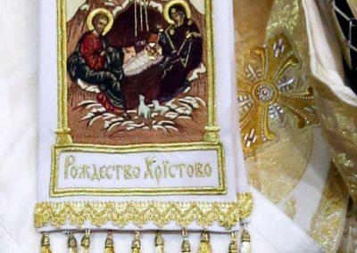 Праздник Рождества Христова. Ночная Литургия. Фотогалерея