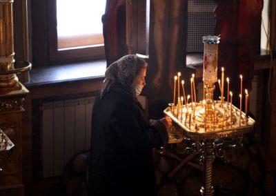 Праздник Сретения Господня (фотогалерея+видео)