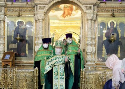 Вход Господень в Иерусалим. Фото праздника.