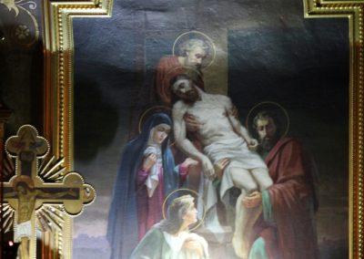Служба 12 Евангелий. ФОТО