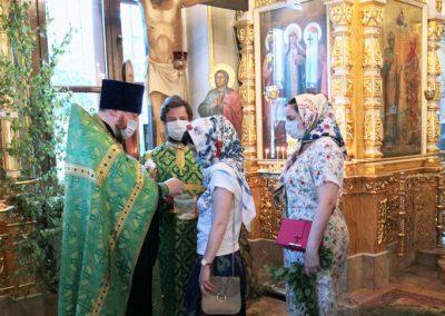 День Святой Троицы. Пятидесятница. Фотогалерея.