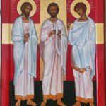 Молебен святым Виленским мученикам