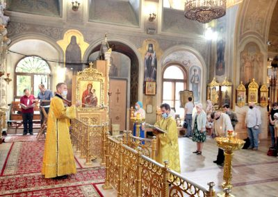 Праздник Крещения Руси